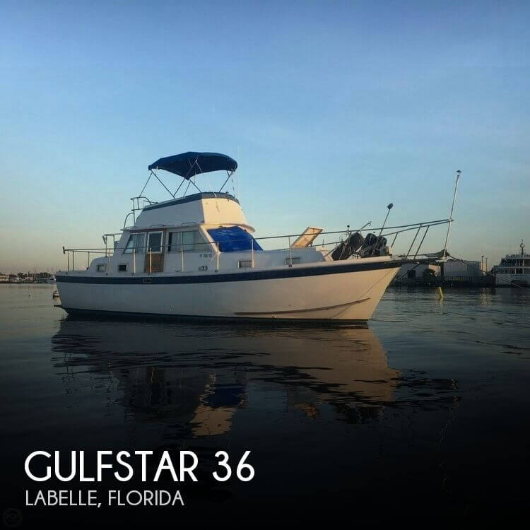 1974 Gulfstar 36 - Photo #1