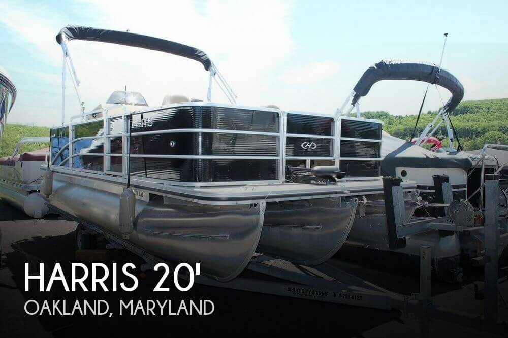 Used Harris Boats For Sale by owner | 2016 Harris 20