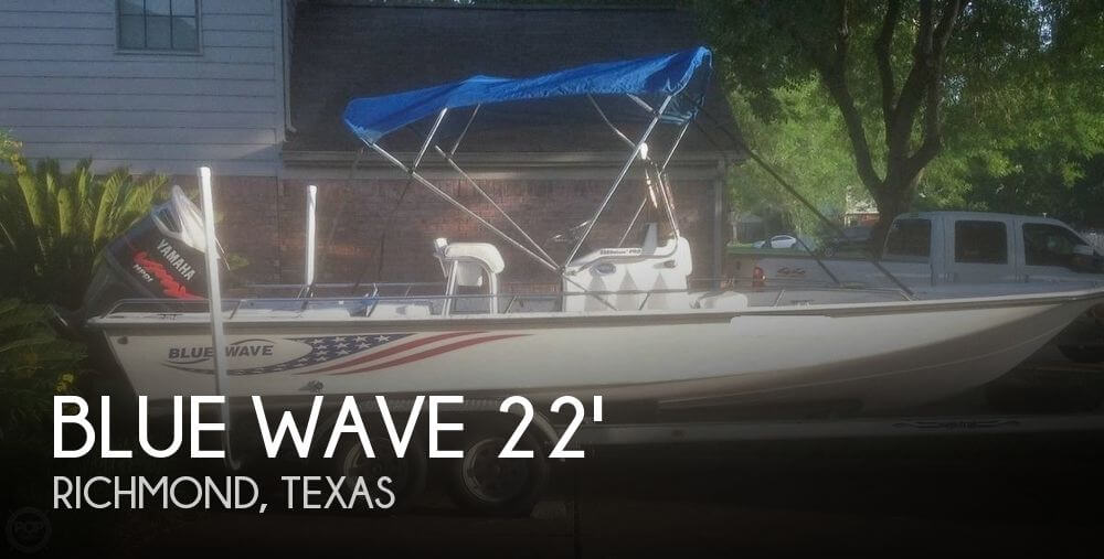 Used Blue Wave Boats For Sale by owner | 2003 Blue Wave 22