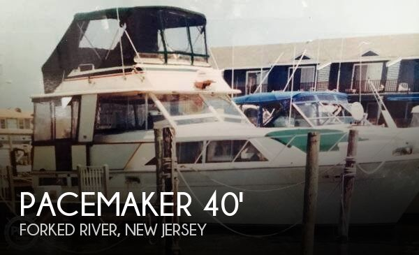 Used Pacemaker Boats For Sale by owner   1976 Pacemaker 40