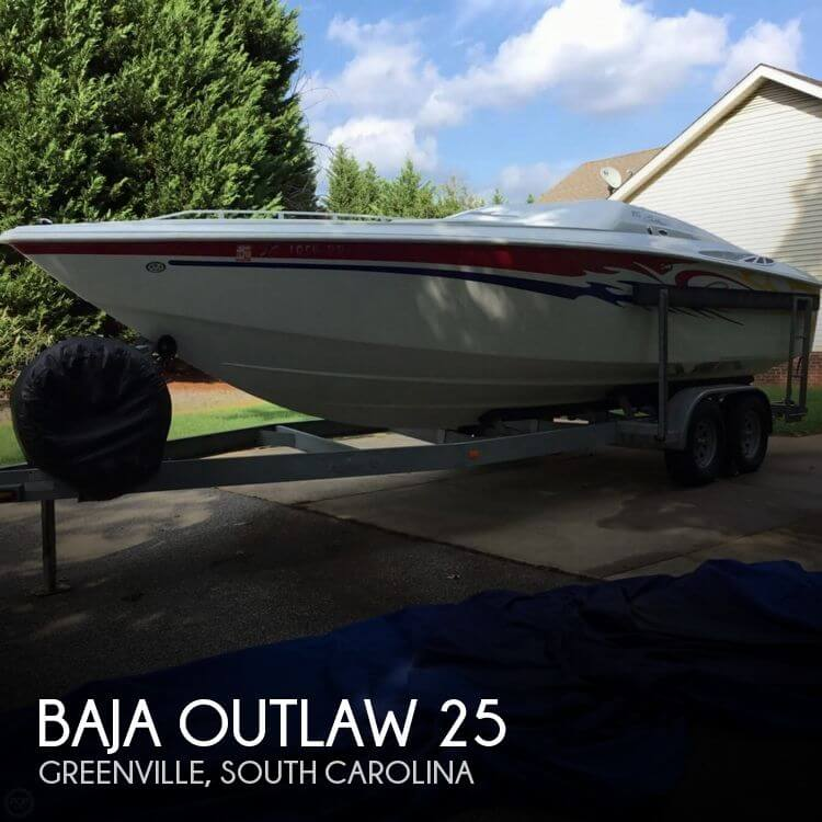 Used Boats For Sale in Asheville, North Carolina by owner | 2005 Baja 25