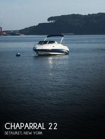Used Chaparral Boats For Sale in New York by owner | 2008 Chaparral 22