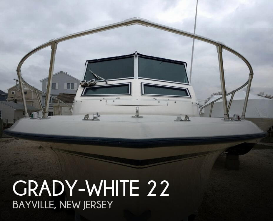1989 Grady-White 22 - Photo #1
