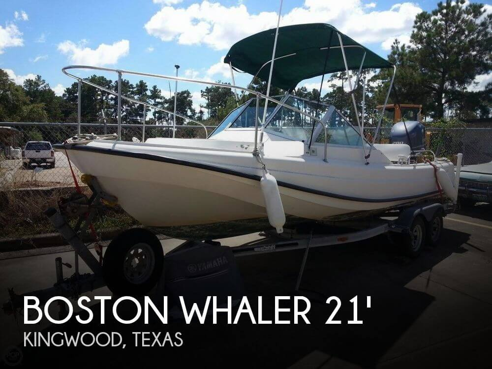 Used Boston Whaler Boats For Sale in Texas by owner | 1979 Boston Whaler 21