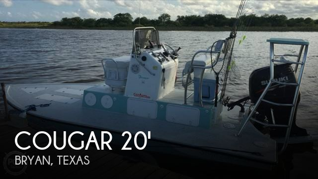 Used Cougar Boats For Sale by owner | 2010 Cougar 20