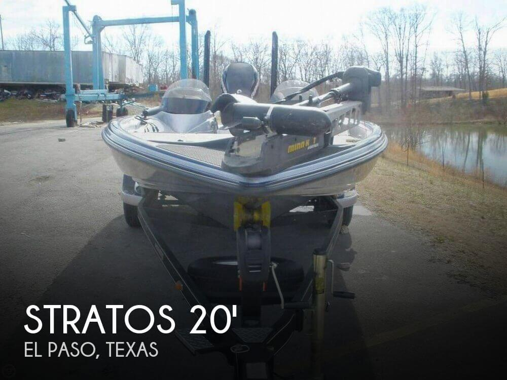 Used Boats For Sale in El Paso, Texas by owner | 2011 Stratos 20