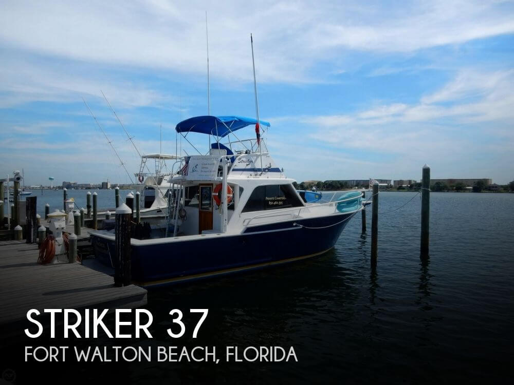 Striker new and used boats for sale for Fort walton beach fishing