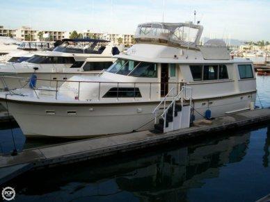 Hatteras 58 Motoryacht, 65', for sale - $444,500