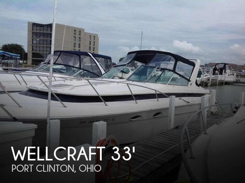 1991 Wellcraft 33 - Photo #1