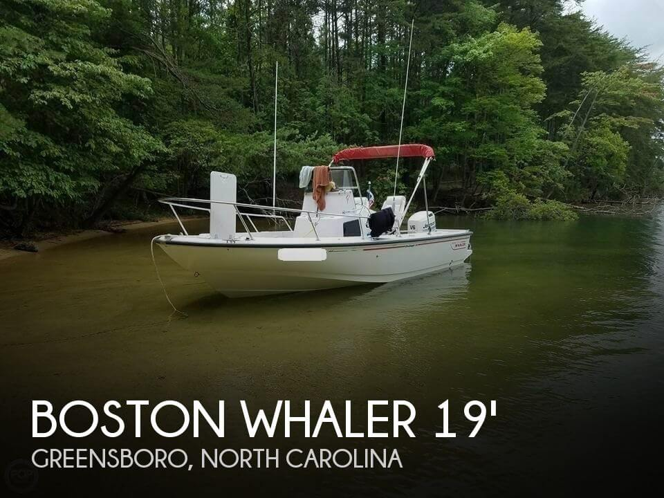 1997 Boston Whaler Outrage 20 For Sale
