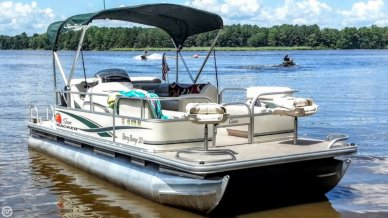 Sun Tracker Party Barge 20, 21', for sale - $13,500