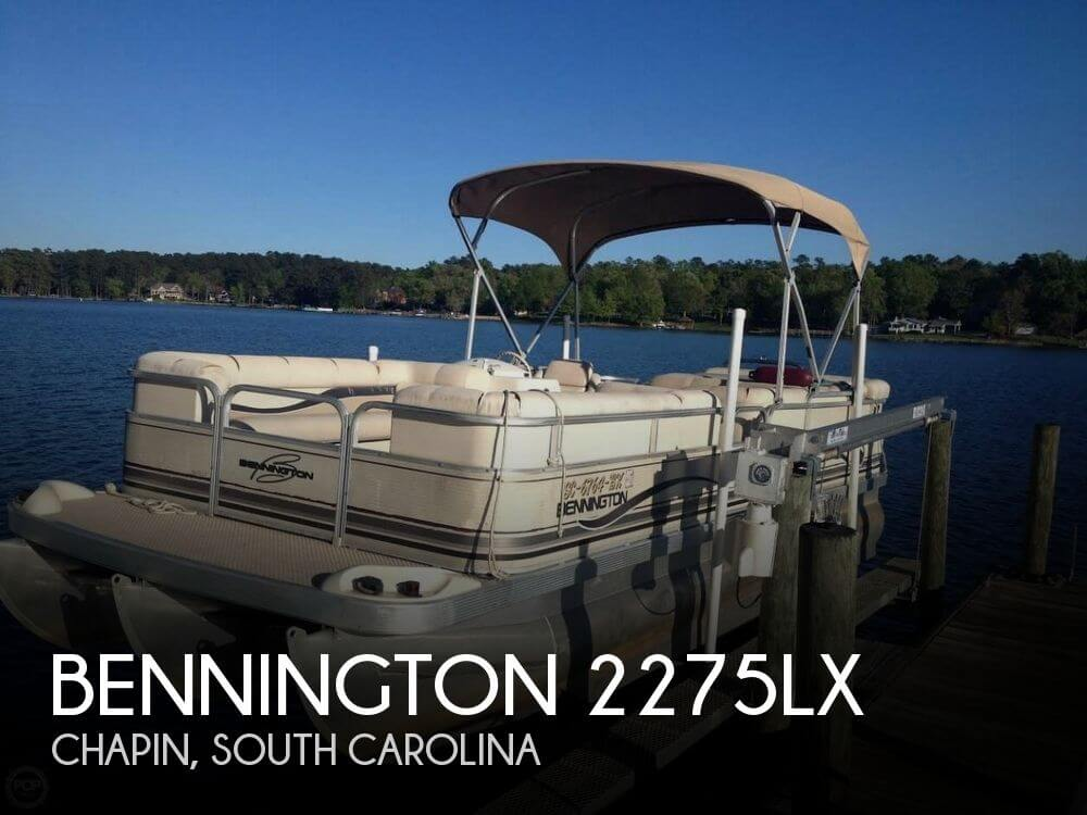 Bennington 22 39 boat for sale in chapin sc for 15 000 for Used boat motors for sale in sc
