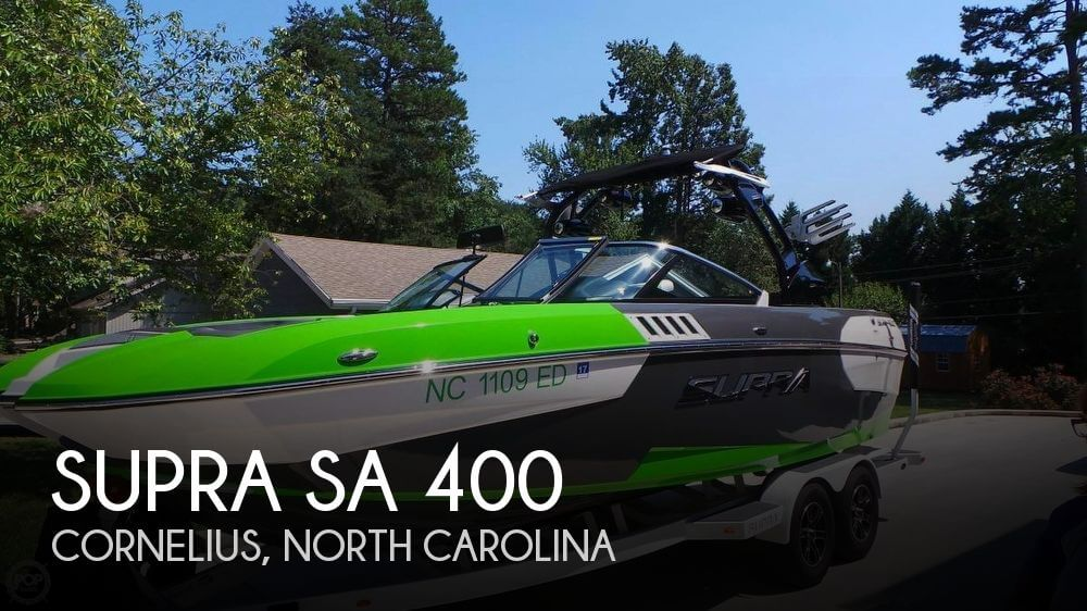 Used Boats For Sale in Hickory, North Carolina by owner | 2016 Supra 23