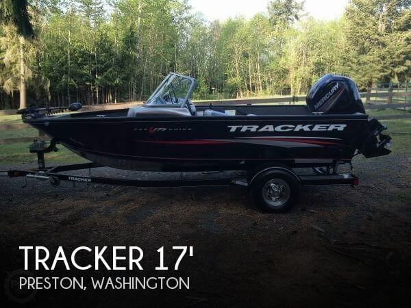 2015 TRACKER BOATS V175 PRO GUIDE COMBO for sale