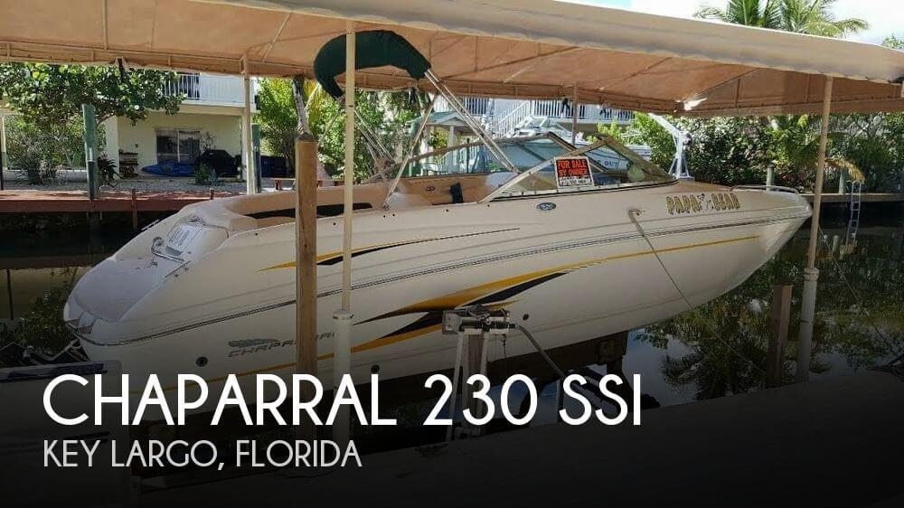 2000 CHAPARRAL 230 SSI for sale