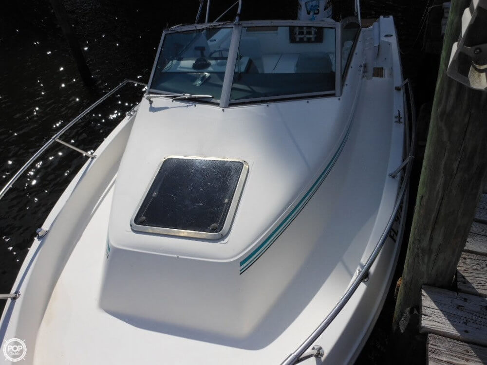 1993 Sea Ray boat for sale, model of the boat is Laguna 21 WA & Image # 20 of 40