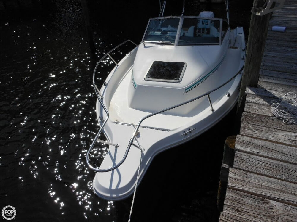 1993 Sea Ray boat for sale, model of the boat is Laguna 21 WA & Image # 9 of 40