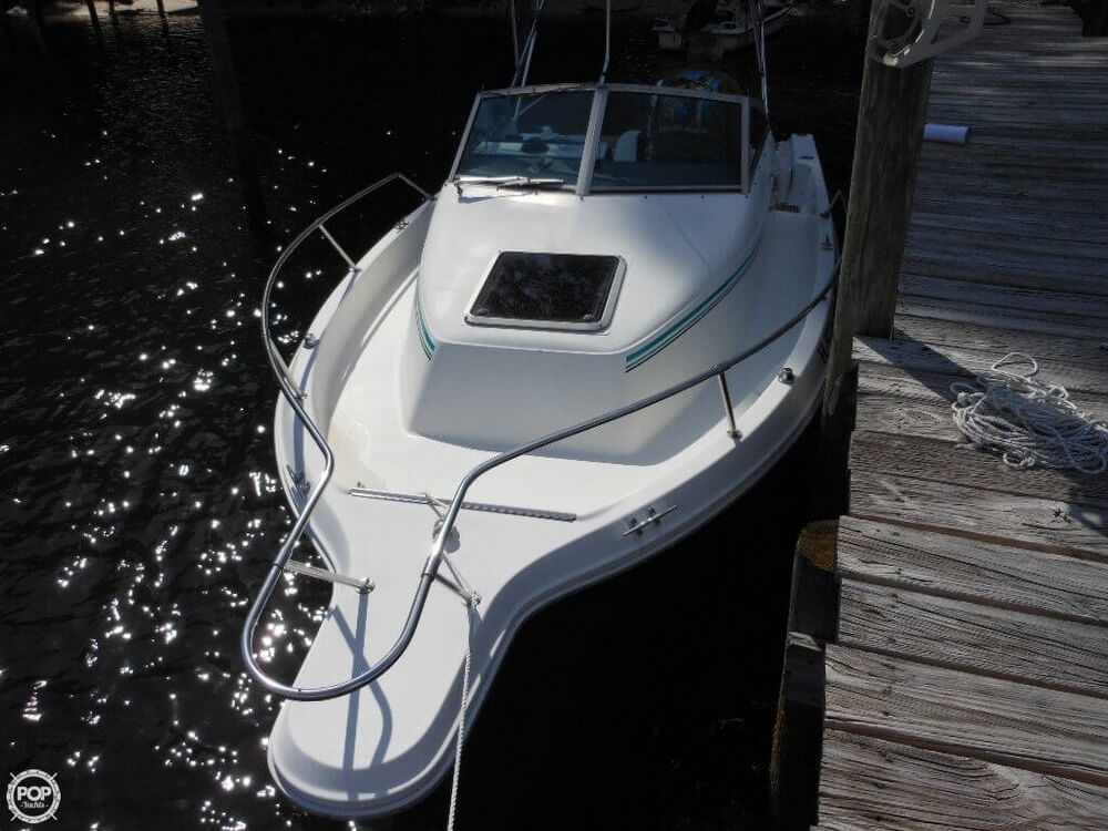 1993 Sea Ray boat for sale, model of the boat is Laguna 21 WA & Image # 21 of 40