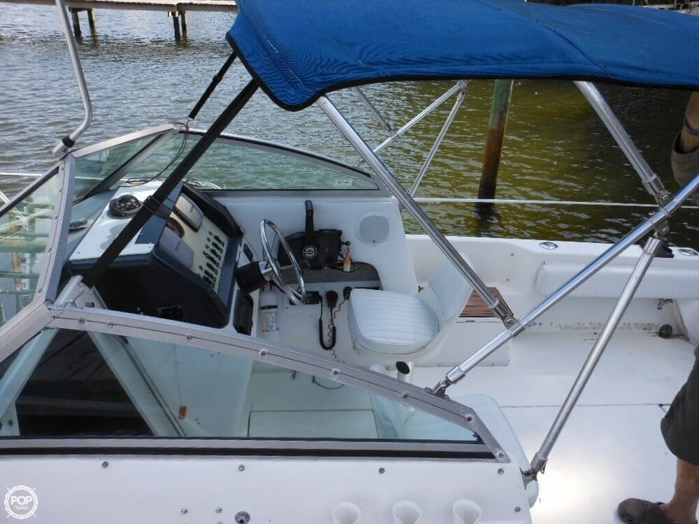 1993 Sea Ray boat for sale, model of the boat is Laguna 21 WA & Image # 24 of 40
