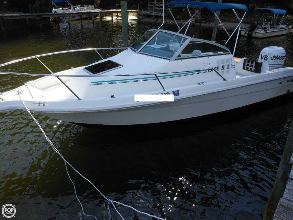 1993 Sea Ray boat for sale, model of the boat is Laguna 21 WA & Image # 28 of 40