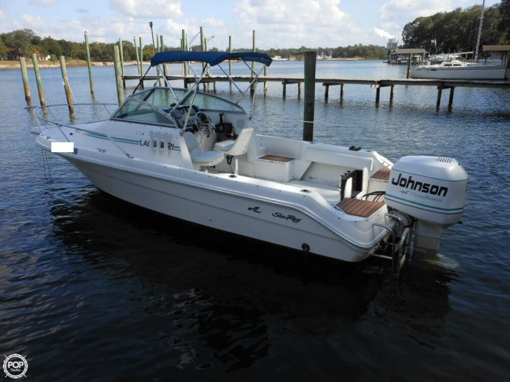 1993 Sea Ray boat for sale, model of the boat is Laguna 21 WA & Image # 31 of 40
