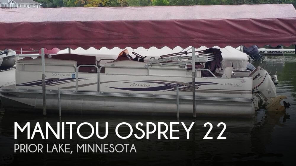 Sold manitou osprey 22 boat in prior lake mn 115328 for T shirts and more prior lake mn