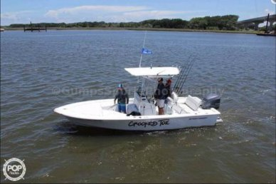 Sportsman 227 Masters Bay Boat, 22', for sale - $61,200