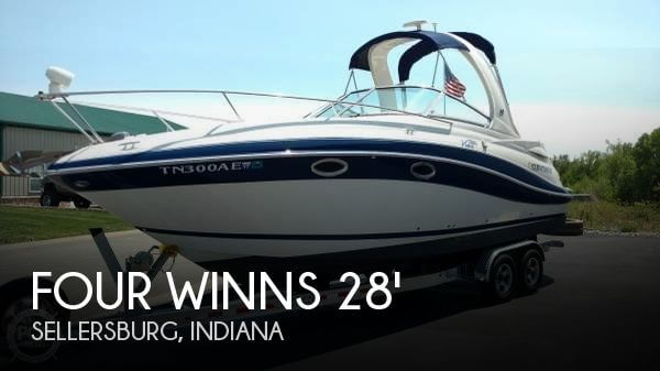 Used Four Winns Boats For Sale by owner | 2007 Four Winns 28