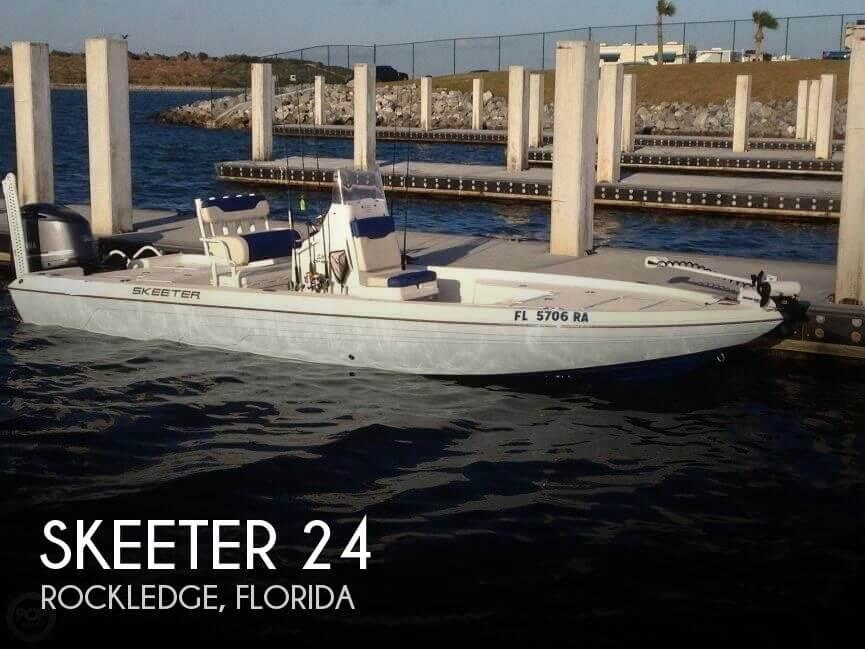 Used Skeeter Boats For Sale by owner | 2016 Skeeter 24
