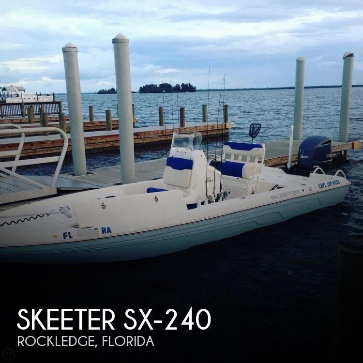 2016 SKEETER SX 240 for sale