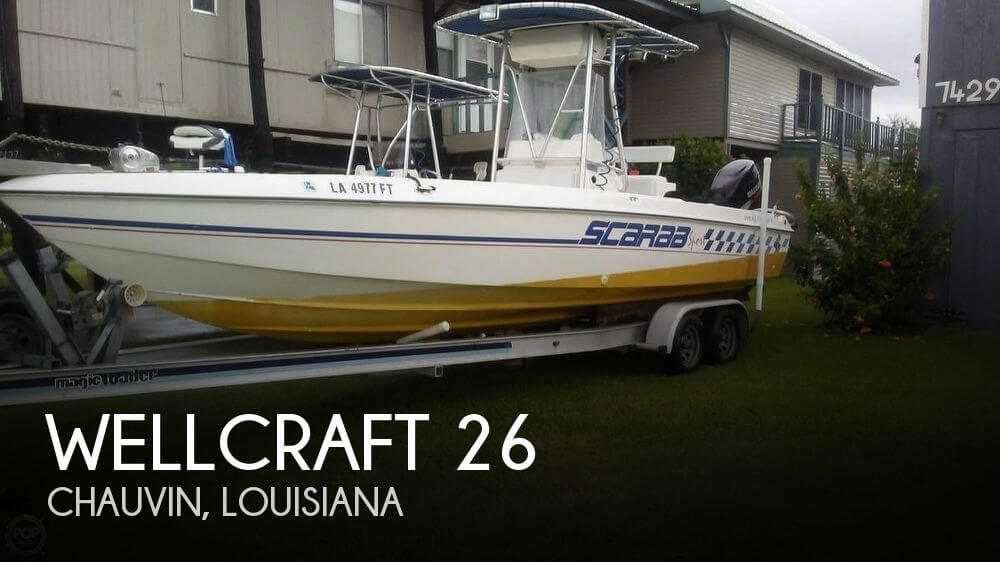 Used Wellcraft 26 Boats For Sale by owner | 1996 Wellcraft 26