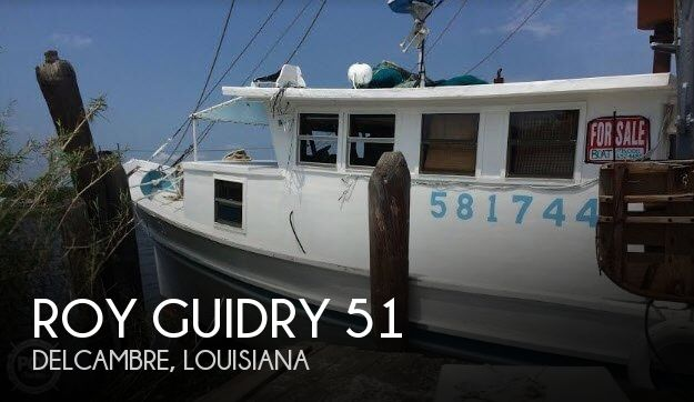 Used Boats For Sale in Baton Rouge, Louisiana by owner | 1977 Roy Guidry 51