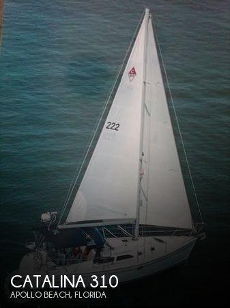 2003 Catalina 31 - Photo #1