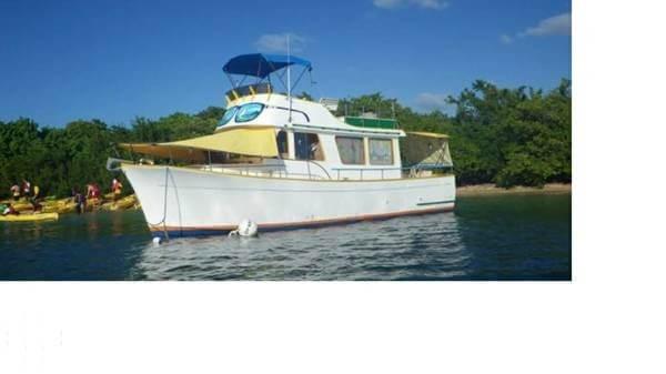 1974 Marine Trader 33 - Photo #1