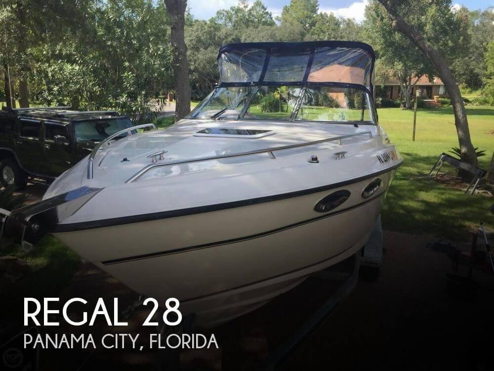 28 foot regal 28 28 foot regal motor boat in callaway fl for Used boat motors panama city fl