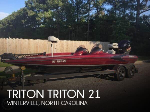 2002 Triton 21 - Photo #1
