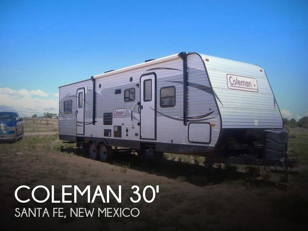 Coleman 300 TQ Toy Hauler RV For Sale in New Mexico | RVs