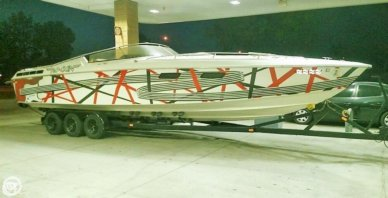 Scarab III 334, 34', for sale - $30,000