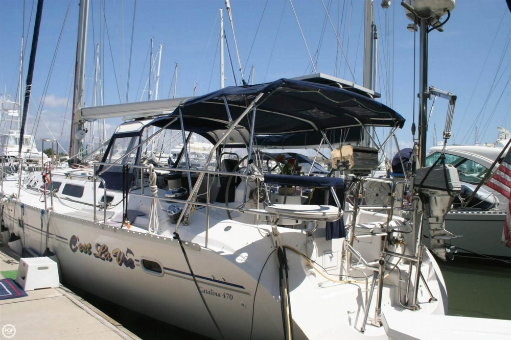 2000 Catalina 47 - Photo #3