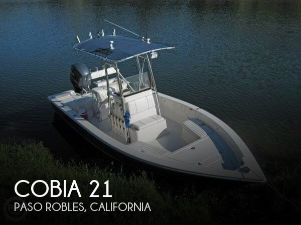Used Boats For Sale in San Luis Obispo, California by owner | 2007 Cobia 21