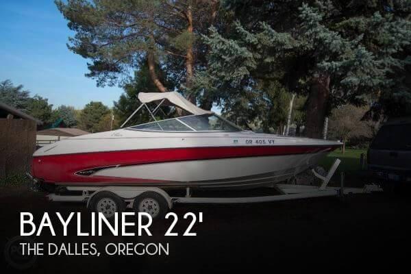 1995 Bayliner 22 - Photo #1