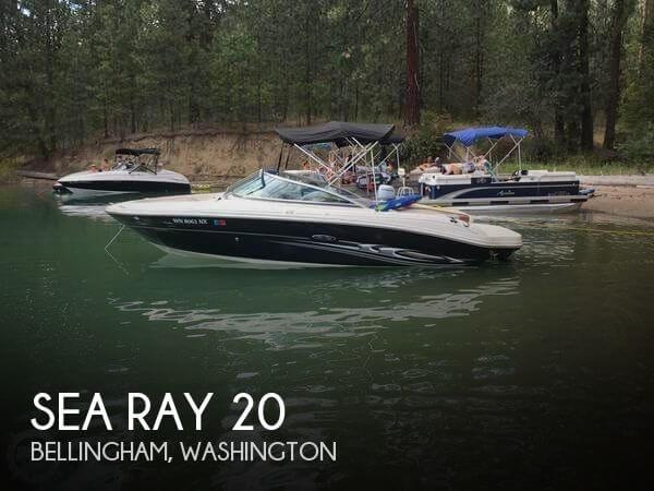 2005 Sea Ray 20 - Photo #1