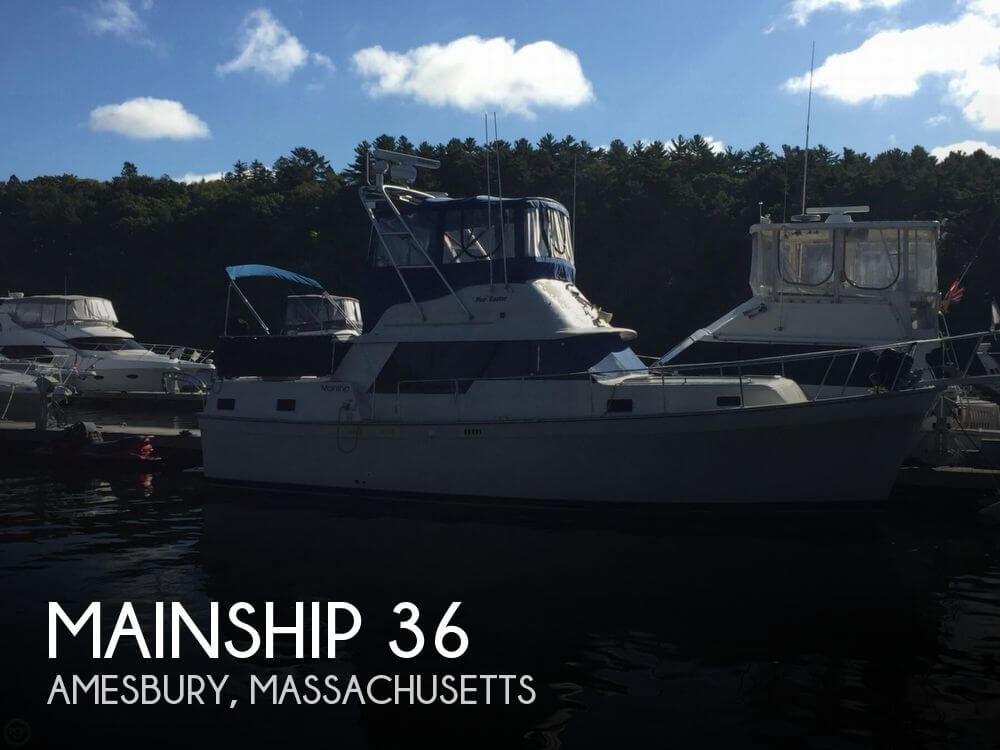 Used Mainship Motoryachts For Sale by owner | 1988 Mainship 36