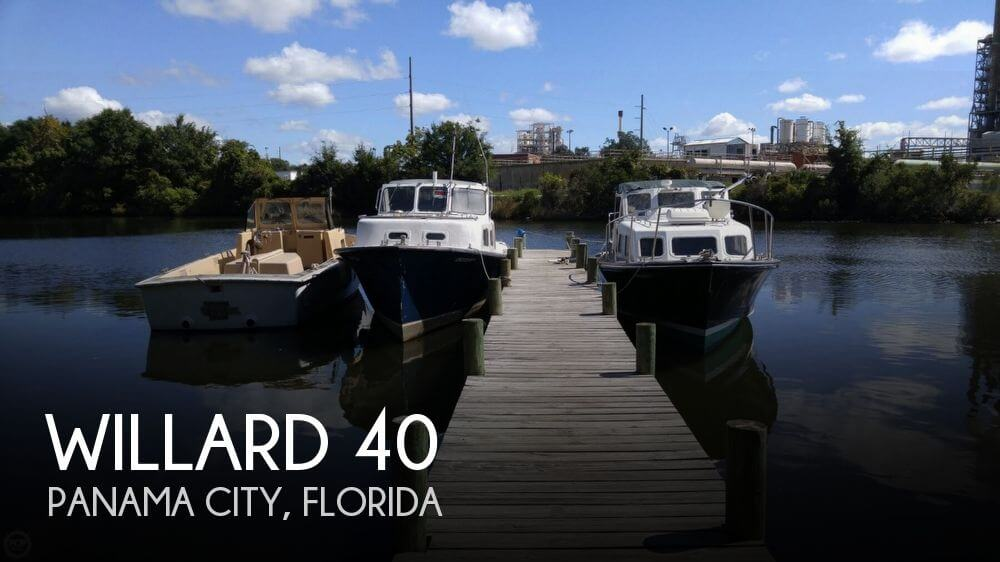 Used Willard Boats For Sale by owner | 1990 Willard 40