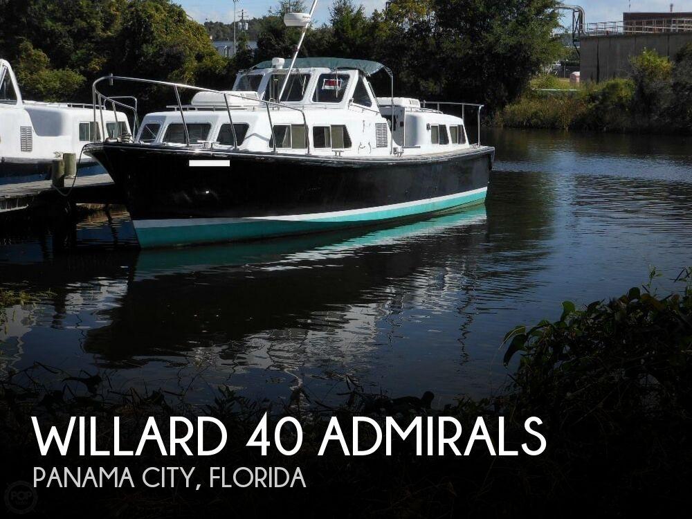 1990 Willard 40 Admirals