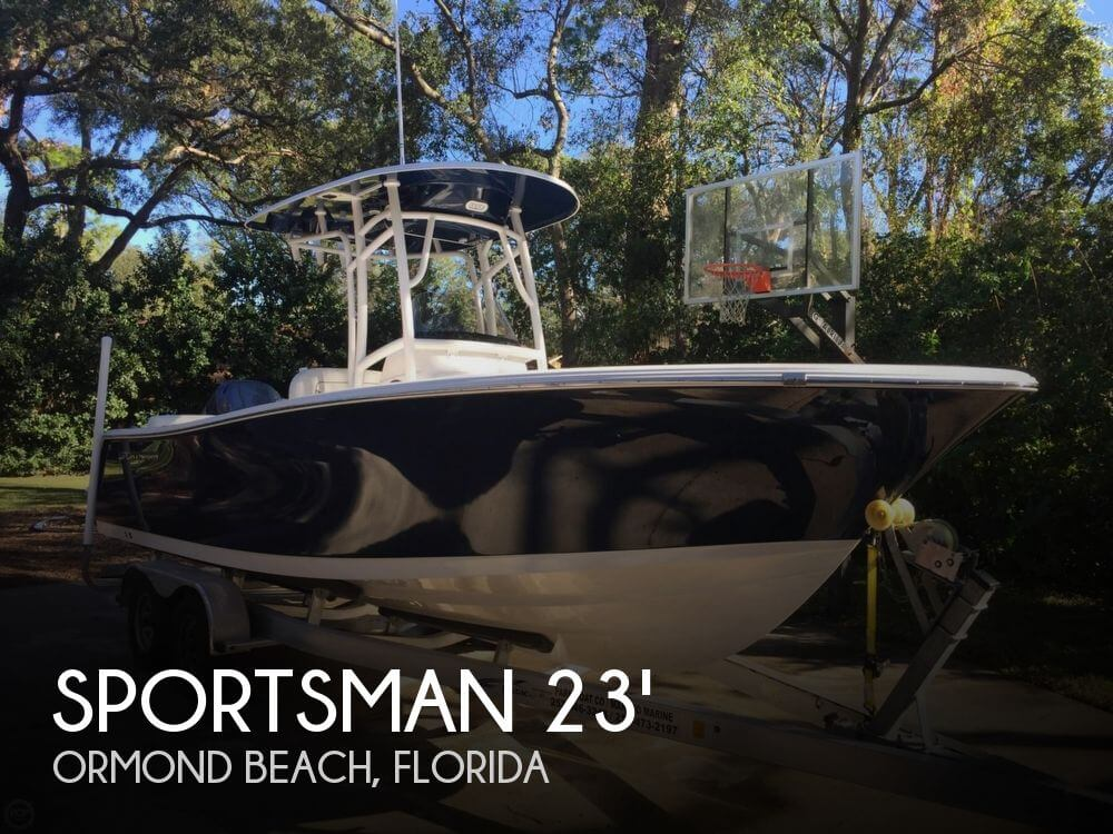 2015 SPORTSMAN BOATS HERITAGE 231 CC for sale