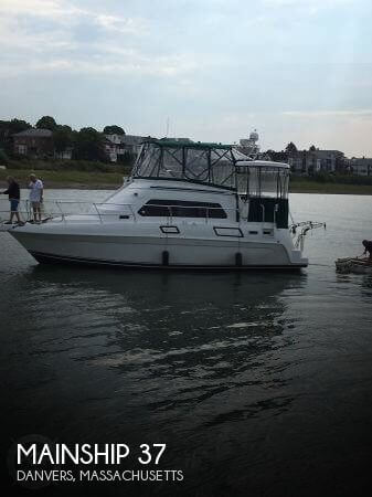 Used Mainship Boats For Sale by owner | 1995 Mainship 37