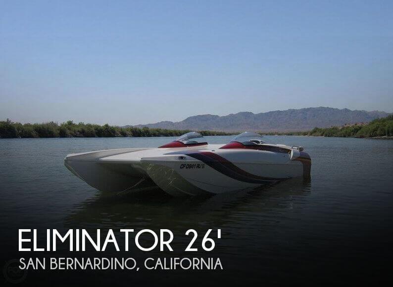 2003 Eliminator 26 - Photo #1
