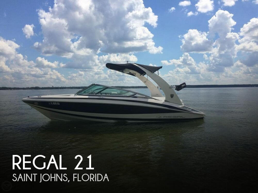 Used Regal 21 Boats For Sale by owner | 2014 Regal 21