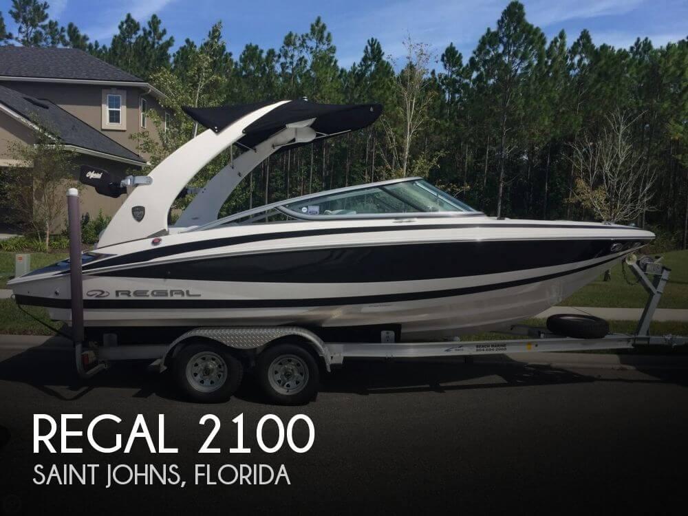 2014 REGAL 2100 for sale